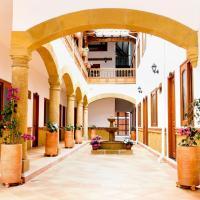 Hospederia Villa de los Sáenz