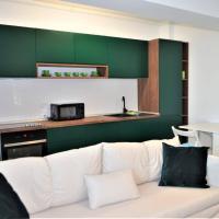 Mamaia Beach LuxyMar 1 Apartment