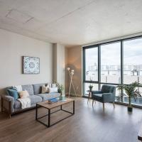 Spacious Loft + Amenitized Building