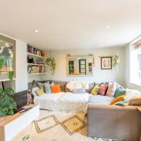 Charming 2 Bed Flat in Notting Hill for 4 people