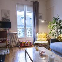 HostnFly apartments - Superb apt very charming near La Villette