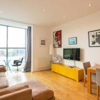 Superb 1 Bed Flat near Shoreditch for 2 people