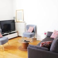 HostnFly apartments - Beautiful apartment near Montmartre with balcony