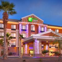 Holiday Inn Express El Paso I-10 East