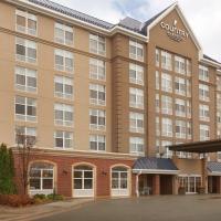 鄉村酒店及套房由卡爾森酒店- 美國購物中心