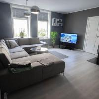 Modern apartment with 3 bedrooms Aalesund Sentrum