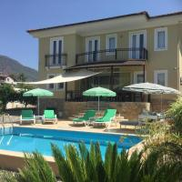 Amber Villa with private garden and pool