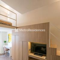 South Buona Vista Loft Studio Suites Serviced Apartment