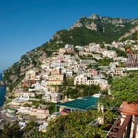 Albergo California, hôtel à Positano