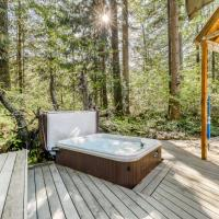 Apres Chalet - 2 Bed 1 Bath Vacation home in Skykomish