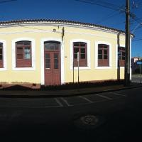Casarao Tricentenario no Centro Historico de Paranagua