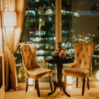 Romantic room in Moscow city