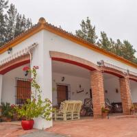 Villa Concha, casa de campo con piscina y chimenea para 8 personas