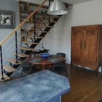 Nice Bedroom in a Duplex - Paris la Villette - Share Apartment