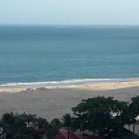 Maravilhoso Apartamento na Beira Mar