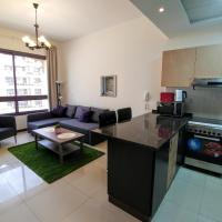 Beautiful, modern,brand new apartment with balcony