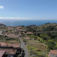 Mountain and sea view at Costa house - Calheta Madeira