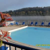 Le Hameau du Lac dans résidence avec piscine