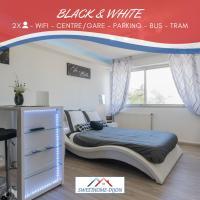 SweetHome Dijon - Black & White