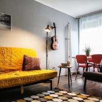 Homely, well-connected, bright flat in Buda
