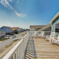 Expansive Beach Beauty W/ Private Pool & Balconies Home