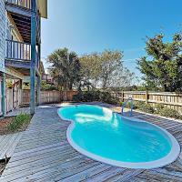 New Listing! All-Suite Coastal Getaway W/ Pool Home