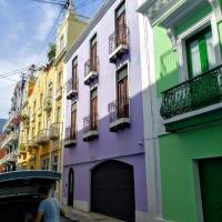 Old San Juan Charming Luna 1 bedroom Apartment