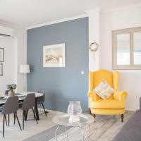 Modern open space flat in Athens' heart