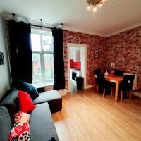 Klass Living - Station Apartment, Bellshill