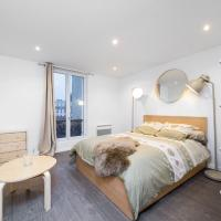 one bedroom cosy for 2 people Paris