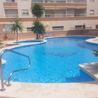 Apartamento, WIFI y Piscina en Santa Pola