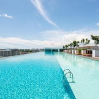 New Seaview Pool 4 Bedrooms Avenue Beside Imago