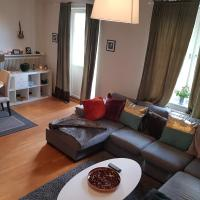 Nice apartment in central part of Helsingborg.