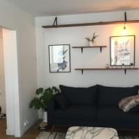 Amazing and cosy apartment ideally located in Paris