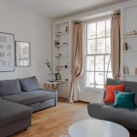 Bright And Spacious Flat In The Heart Of Camden