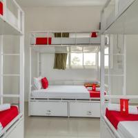 RedDoorz Hostel @ Jalan Bugisan