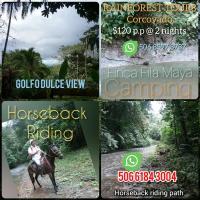 Finca FilaMaya Camping Corcovado