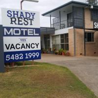 Shady Rest Motel, готель у місті Ґімпі