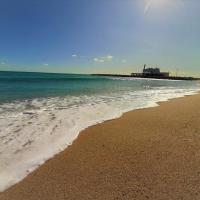 Playa, Mar Bella,Passeig de Garcia Fària,