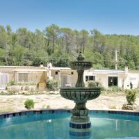 Awesome home in Salernes w/ 2 Bedrooms