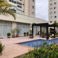 Charmoso apartamento em Campo Belo