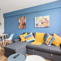 Modern 3bed apt in Holborn, 5min to tube, sleeps 7