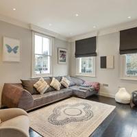 Modern 4 Bed 3 Bath House w/ Balcony in South Kensington