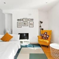 Chic & Contemporary 2-Bed flat, sleeps 6, in Soho
