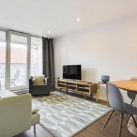 Sleek sky-rise 1Bed w/ Stunning Views of the Thames