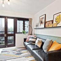 Artistic 2Bed in Hoxton w/Balcony - Close to tube!