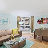Sophisticated, Design 2 Bed apt w/Patio in Angel