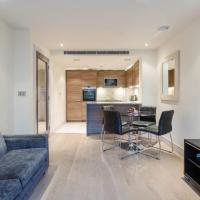 Gorgeous 1-Bed apt with Gym and Pool near Fulham