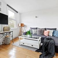 Stylish 2 Bed Apt., Clapham Junction, 9 min to Stn