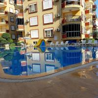 Alanya Oba 2+1 Apartment. 350 meters to the Sea